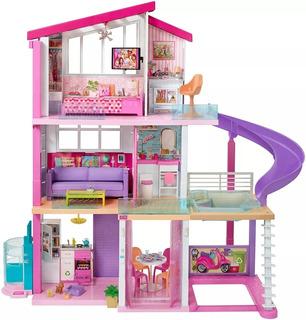 Mega Casa De Los Sueños Barbie Envio Inmediato