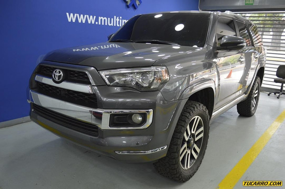 Toyota 4runner Limited-multimarca