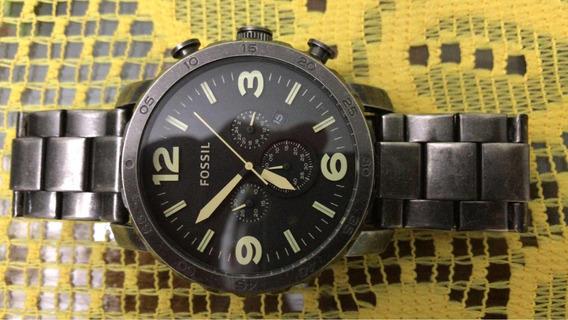 Relógio Fóssil Masculino Jr1388 Original