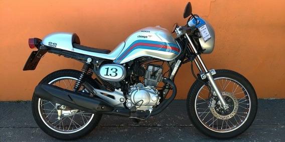 Honda Cg - Chimpa - Tarso Marques