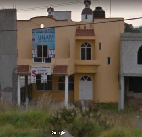 Excelente Casa En Re Mate En La Salida De La Carretera Apizaco Tlaxco