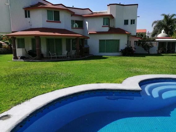 Casa En Venta En Lomas De Cocoyoc Olc-1023