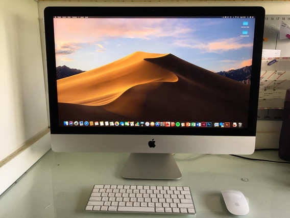 iMac 27 5k Retina Core I5 3,2ghz 8gb Ram Amd Radeon 2gb