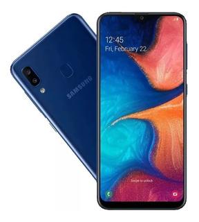 Teléfonos Samsung A20 32 Gb 13 Mp 3 Gb Ram 6.4