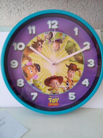 Reloj De Pared Toy Story 4
