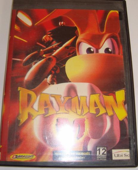 Pc Rayman M - Usado - Original