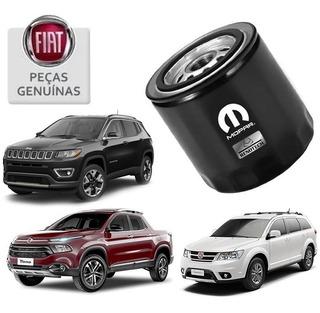 Filtro De Óleo Fiat Freemon Toro Jeep Compass
