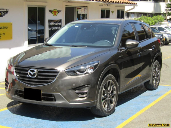 Mazda Cx5 Grand Touring At 2.5 4x4