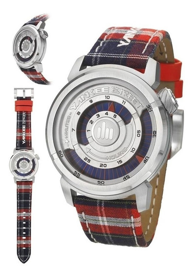 Relógio Esportivo Yankee Street Original Ys38203v