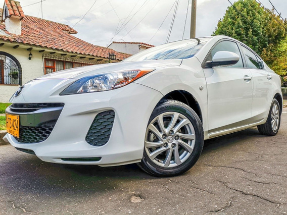 Mazda 3 All New 1.6 Mt Aa 2ab Abs Fe
