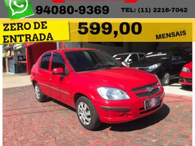 Chevrolet Prisma Lt Flex 1.4 2012 Zero De Entrada