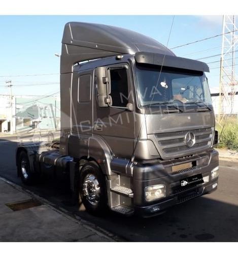 Imagem 1 de 14 de Caminhão Mercedes 2040 - 4x2 T
