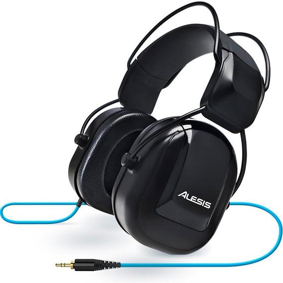 Fone De Ouvido Headphone Profissional Alesis Drp100 Original