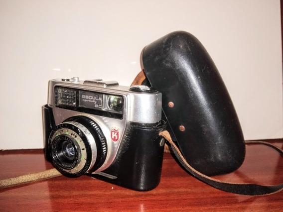 Câmera Fotográfica Regula Sprinty Bc Antiga