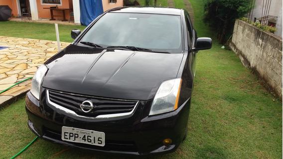 Nissan Sentra Aut. Flex Completo Revisado