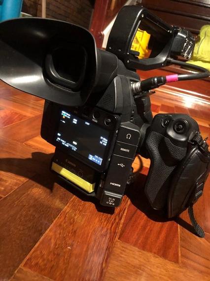 Canon C100 Mark Ii Impecável - Sem Detalhes