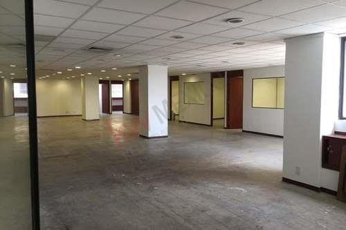 Renta De Oficina 735m $264,600 En Leibnitz Cerca De Torre Mayor, Reforma, Camino Real Polanco, Dpvo Chapultepec