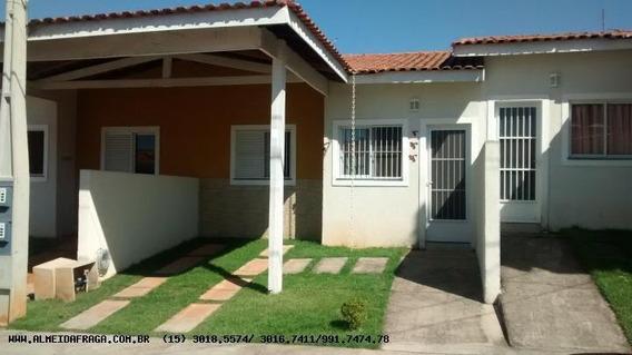 Casa Em Condomínio Para Venda Em Sorocaba, Éden, 2 Dormitórios, 1 Banheiro, 2 Vagas - 438_1-601098