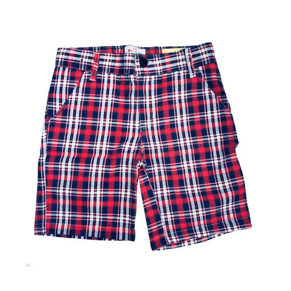 Pantalon Bermuda Infantil Marca Pampero Original (gonzalo)