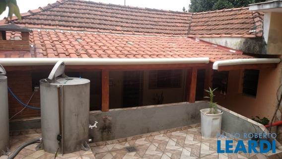 Casa Térrea - Jardim Utinga - Sp - 572894