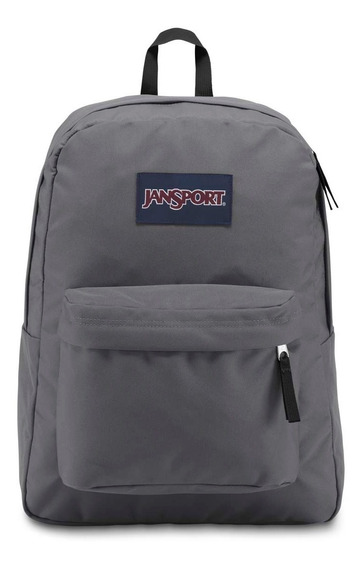Zonazero Mochila Jansport Superbreak Deep Grey