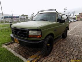 Ford Bronco 5.0cc Mt Sa 4x4