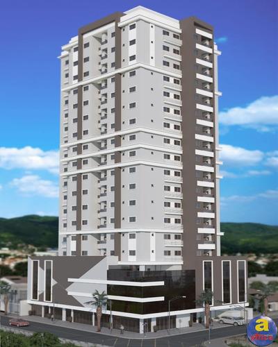 Imagem 1 de 7 de Apartamento 2 Suítes, 1 Vaga De Garagem No Alto São Bento Em Itapema/sc - Imobiliária África - Ap00576 - 69827404