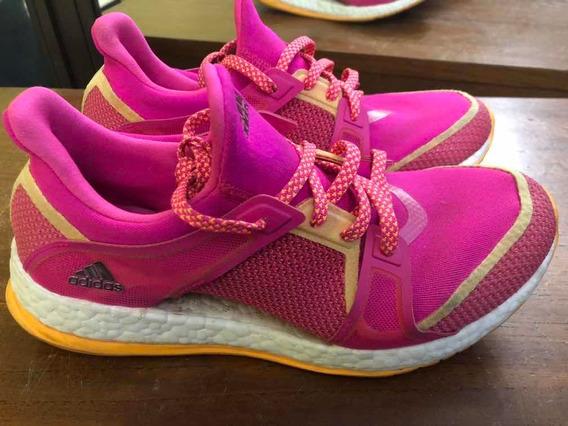 Zapatillas adidas Pure Boost X Mujer Talle 38