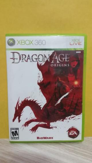 Dragon Age Origins Xbox 360 Original