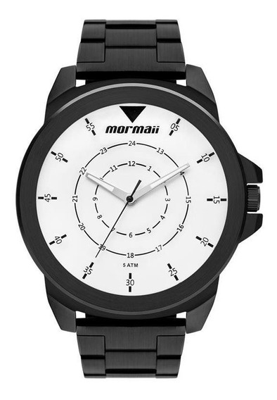 Relógio Masculino Mormaii Esportivo Preto Mo2035jr/4p