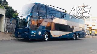 Busscar Dd C/66 Lug. Scania Super Oferta Confira!! Ref.392
