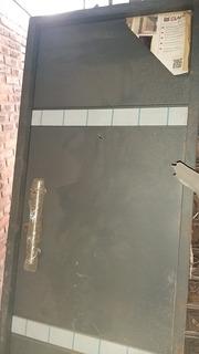 Puerta Chapa Inyectada