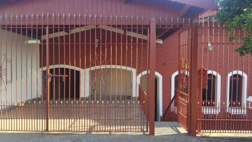 Casa Com 4 Dormitórios, 160 M² - Venda Por R$ 450.000,00 Ou Aluguel Por R$ 2.200,00/mês - Cidade Jardim - Campinas/sp - Ca11797