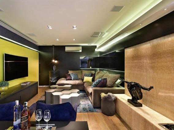 Apartamento Com 3 Dormitórios À Venda, 177 M² - Campestre - Santo André/sp - Ap0461 - 67855238