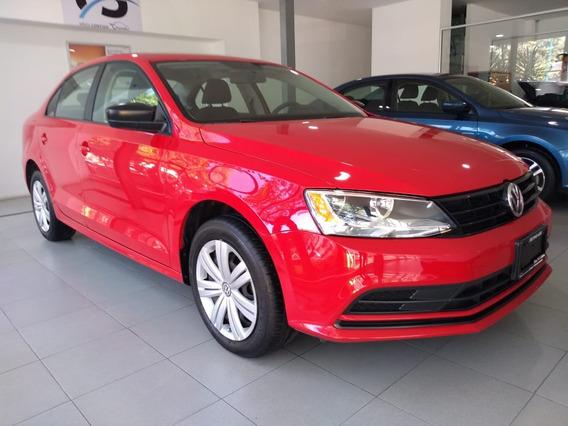 Volkswagen Jetta 2.0l Mt 4l 115 Hp 2018