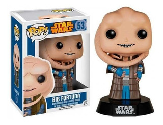 Bib Fortuna Star Wars - Funko Pop (53) Original