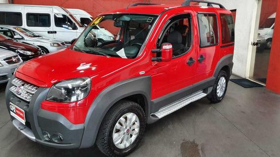 Fiat Doblo Adventure 1.8 Flex 6 Lugares