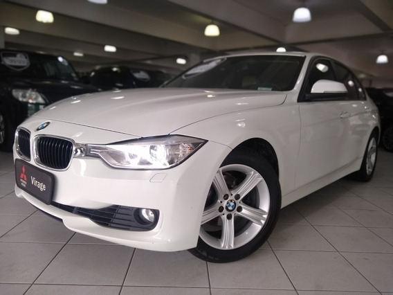 320i 2.0 16v Turbo Active Flex 4p Automático 75000km