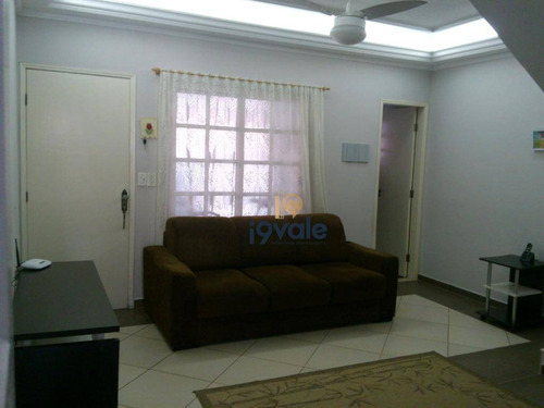 Casa À Venda 132 M² Jardim Califórnia - Jacareí/sp - Ca1209