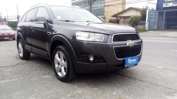 ChevroletCaptiva Iii Ltz Hdi Awd 2.2 At Station 2013
