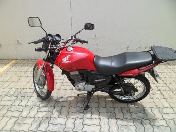 Honda Cg 150 Fan - 2010 Vermelha