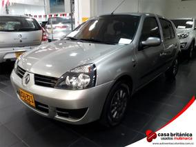 Renault Clio Campus Aa Mecanico 4x2 Gasolina