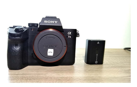 Câmera Sony A7 Iii