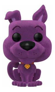 Funko Pop Scooby Doo 149 Flocked Purple Exclusivo Peludito