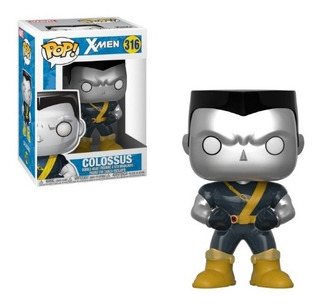 Funko Pop 316 Colossus X Men - Original - Woopy