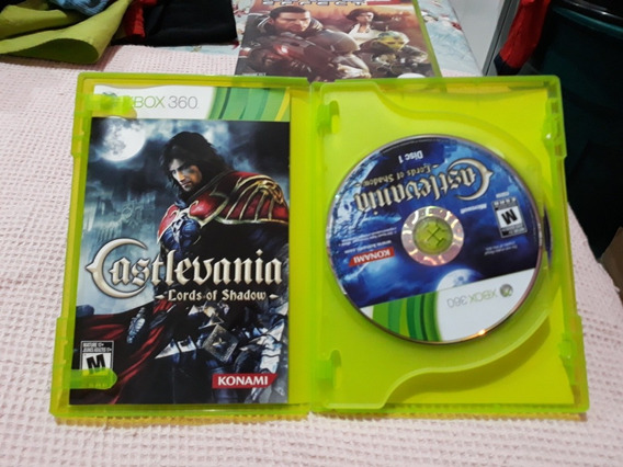 Castlevania Lord Of Shadow 1 Xbox 360 Ultimate Edition