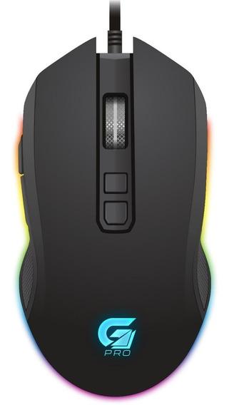 Mouse Gamer Fortrek M3 4800dpi 7 Botões Macro Rgb Huano Usb