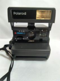 Maquina Fotografica Polaroid Close Up 636 Ñ Testada Myarm