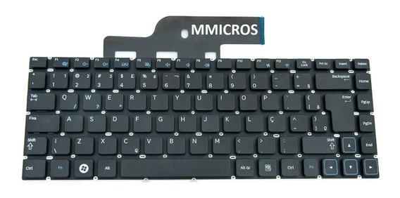 Teclado Notebook Samsung Np300e4a Np300e3a Rc410 Br