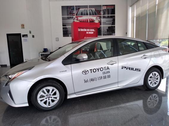 Toyota Prius Premium 2018 Plata